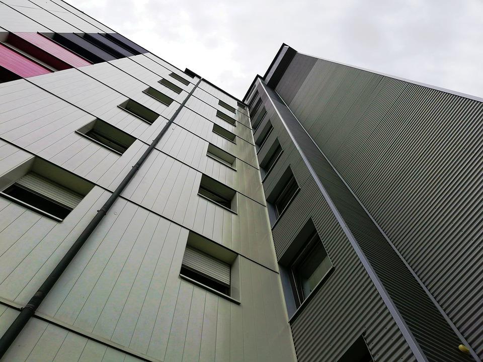 Building, Windows, Facade, Architecture, Modern