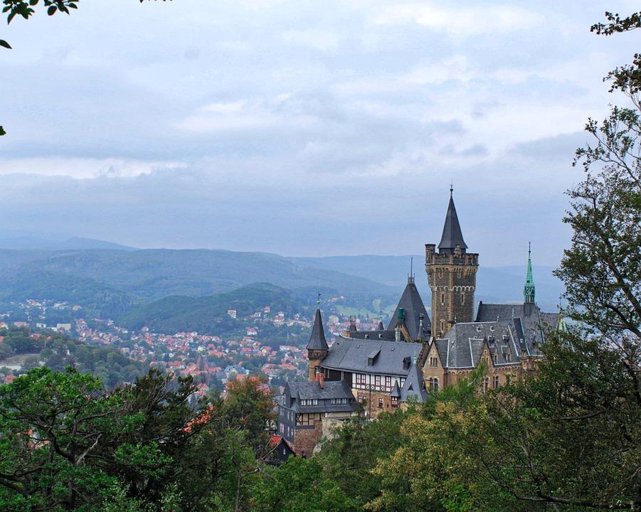Castle, Schloss, Architecture, Building, Germany