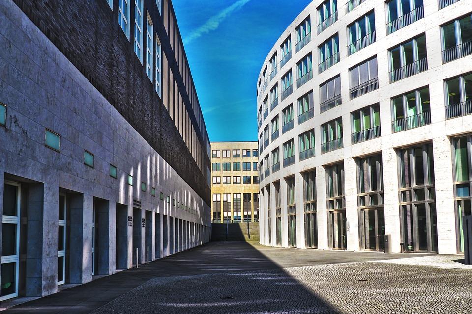 Architecture, Modern, Window, Glass, Building, City