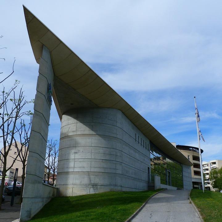 Building, Urban, Architecture, Concrete, Glass
