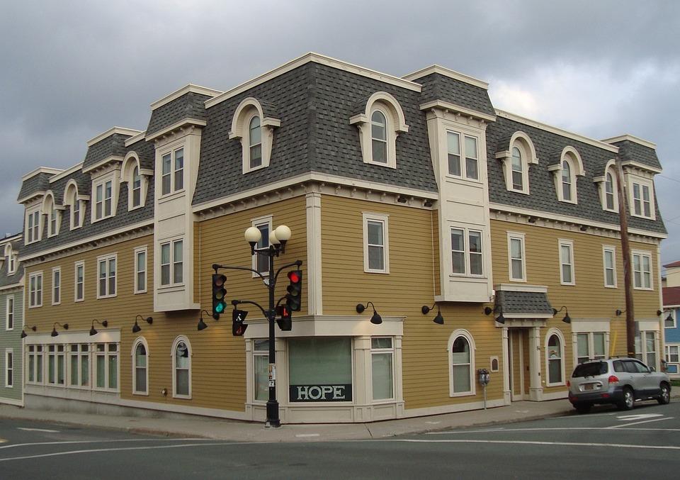Building, House, Architecture