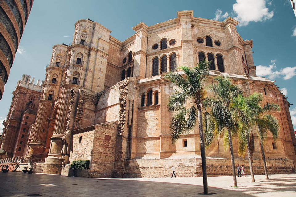 Cathedral, Architecture, Building, Church, Old