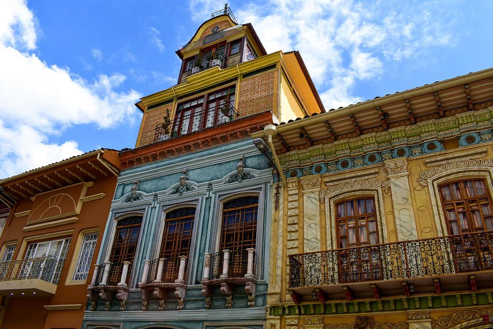 Architecture, Travel, Building, Old