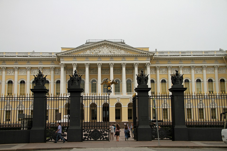 St Petersburg, Russia, Architecture, Building, Tourism