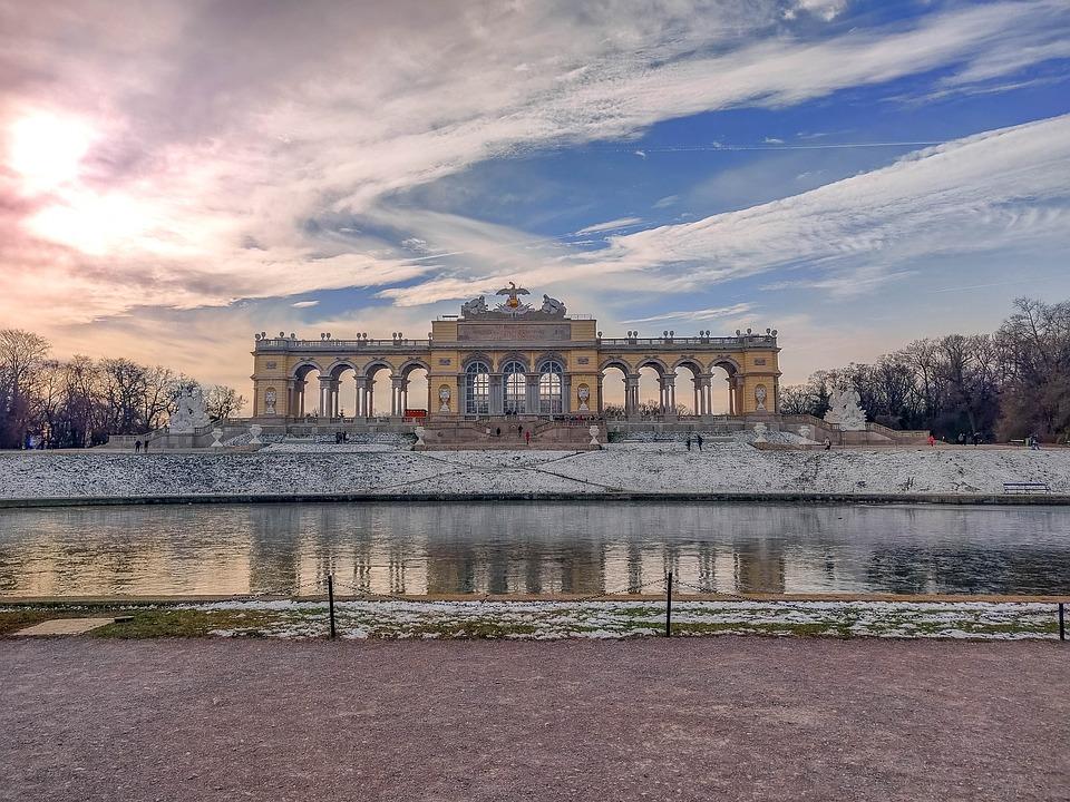 Vienna, Austria, Architecture, Building, Treasure