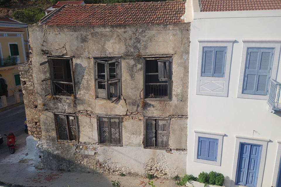 House, Architecture, Window, Old, Building