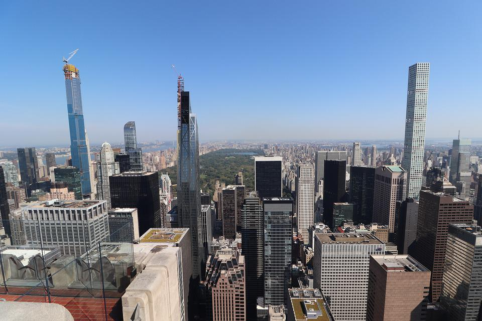 Skyscraper, Buildings, Cityscape, Architecture, City
