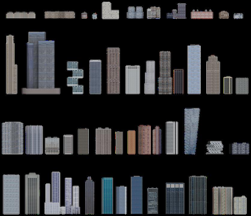 Buildings, Facades, Architecture, Exteriors