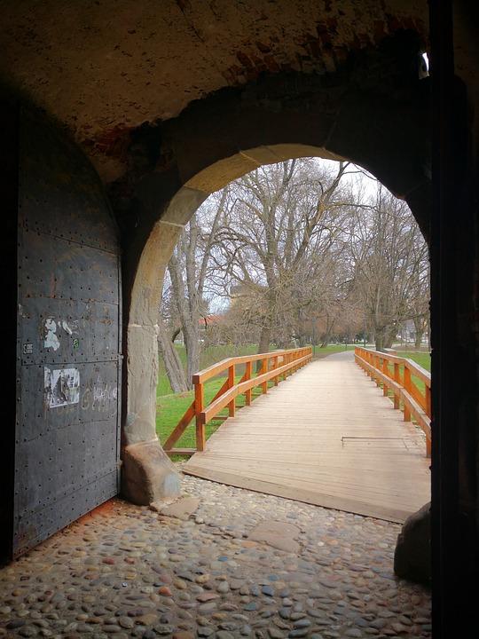 Architecture, Arch, Tunnel, Cakovec, čakovec, Travel