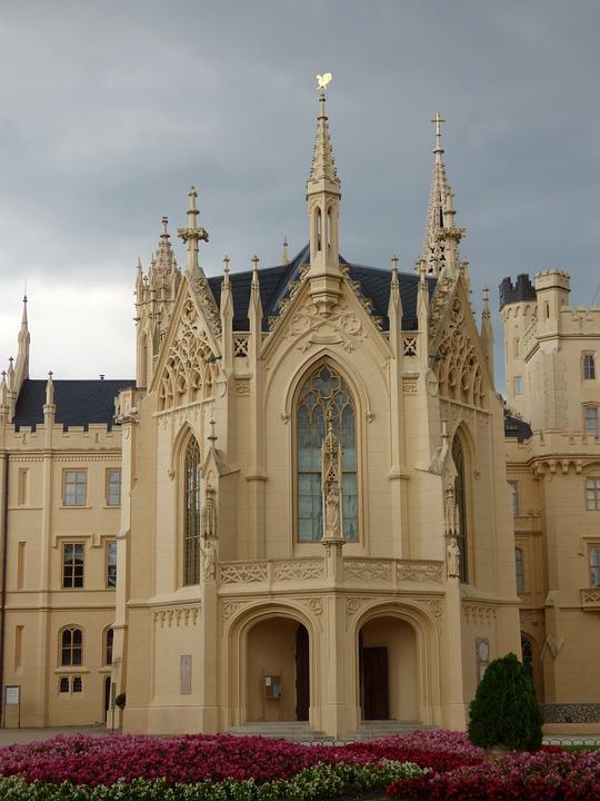 Castle, Architecture, The Palace, Building, Monument