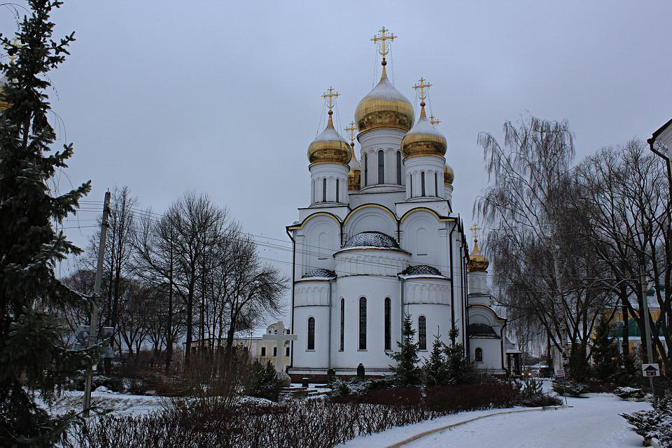 Church, Temple, Cathedral, Architecture, Building