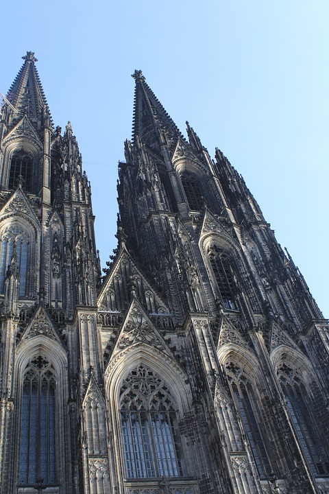 Dom, Cologne, Church, Architecture, Landmark, Cathedral