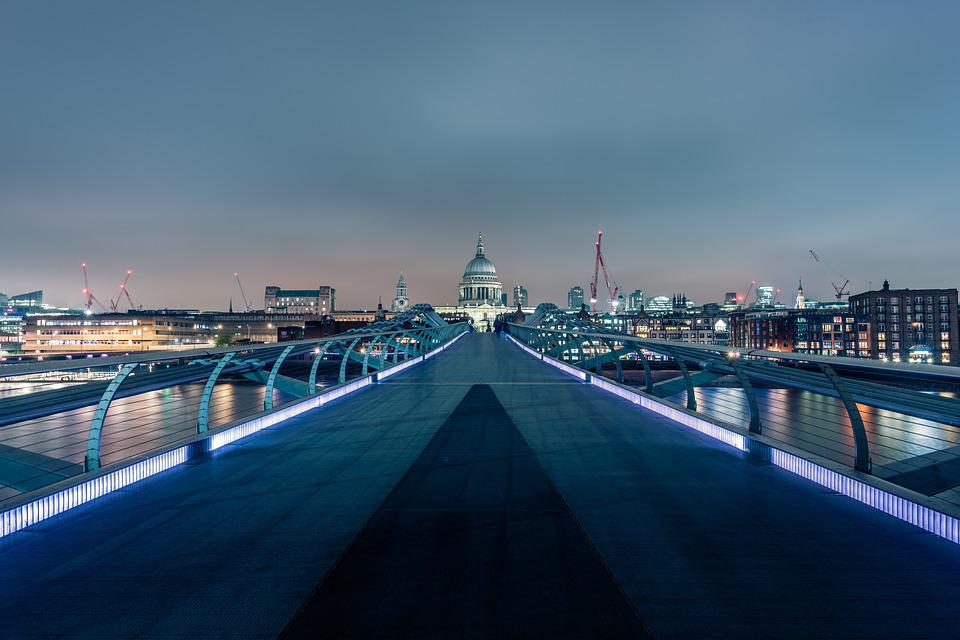 St Pauls, London, Cathedral, England, Architecture