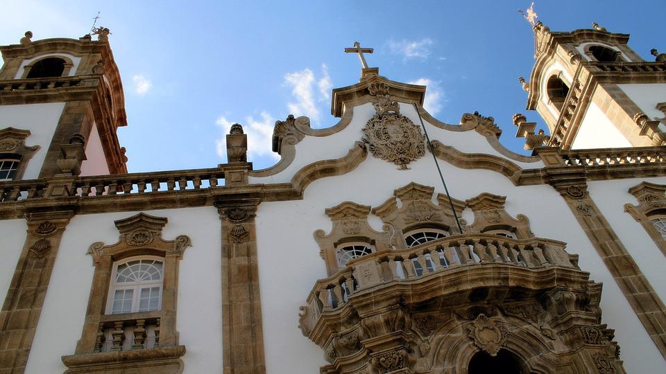 Church, Catholic, Architecture, Religion, Christian