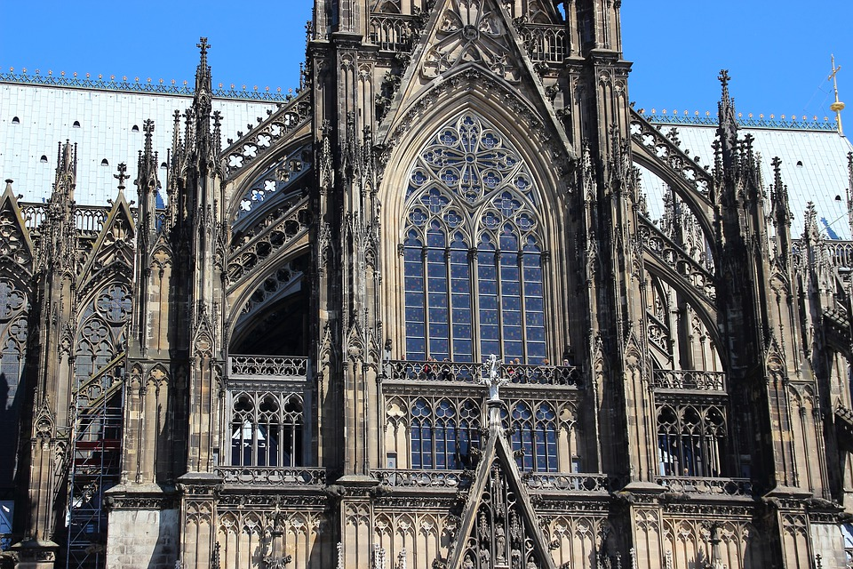Cologne Cathedral, Church, Architecture