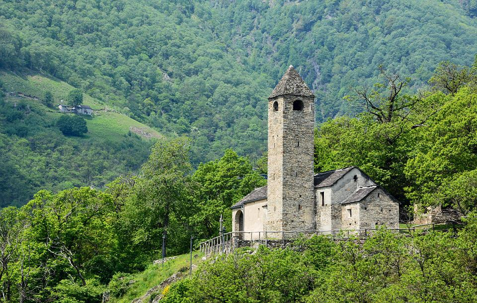 History, Medieval, Church, Ancient, Architecture