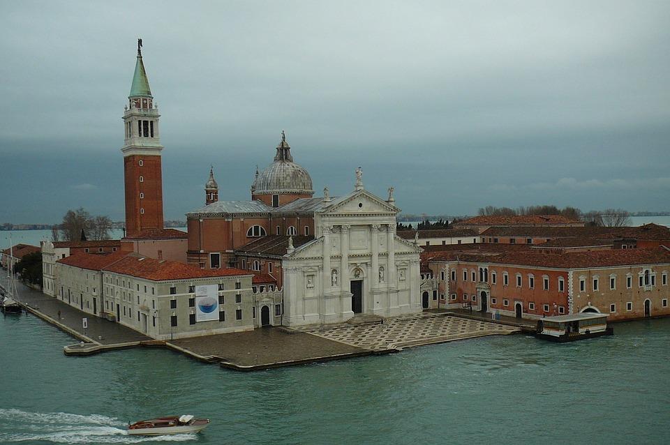 Venice, Church Of San Giorgio Maggiore, Architecture