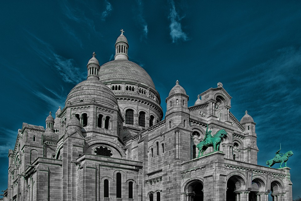 Building, Architecture, Church, Dome, Old Building