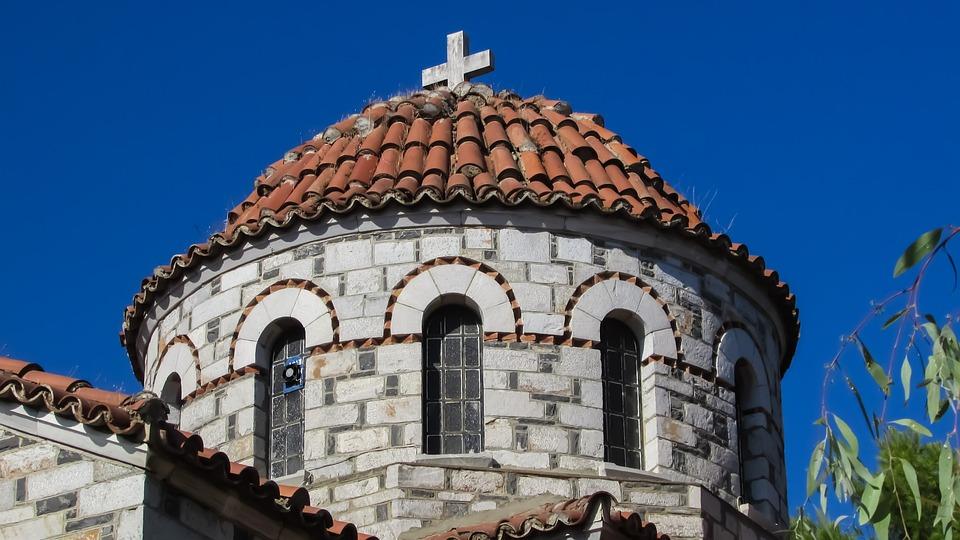 Ayia Triada, Church, Orthodox, Architecture, Religion