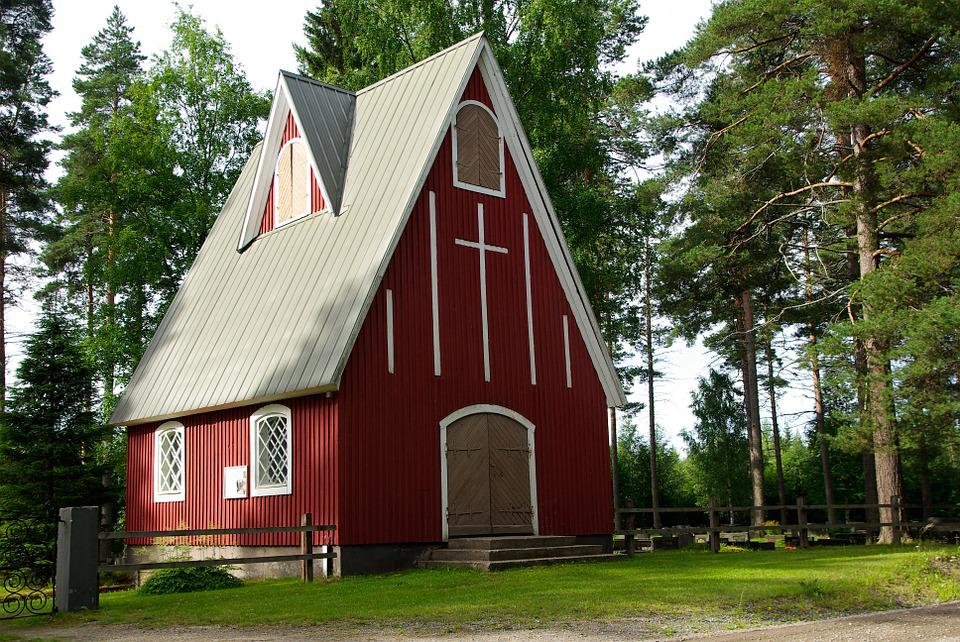 Finland, Church, Architecture, Religion