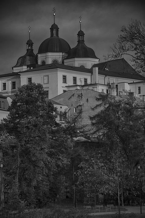 Olomouc, Church, Architecture, St, Cathedral