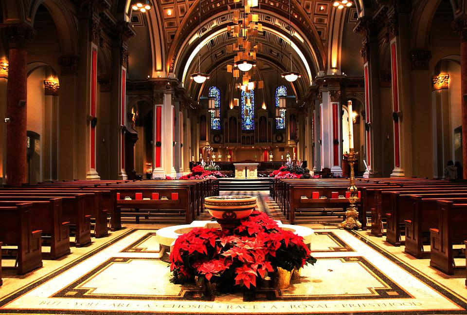 Beauty, Cathedral, Seattle, Architecture, City