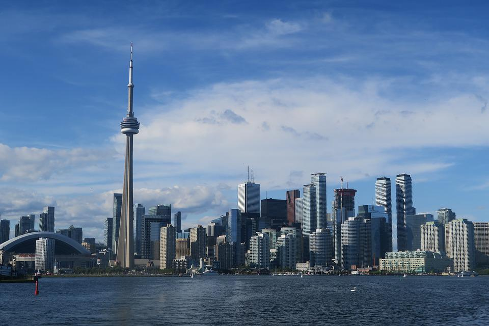 Skyscraper, City, Skyline, Architecture, Cityscape