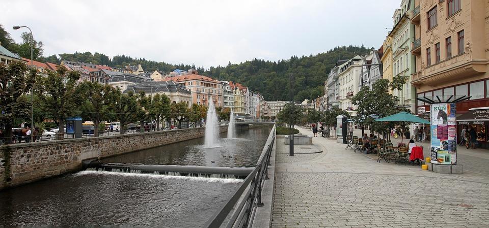 Architecture, Czech, Republic, City, Historic, Famous
