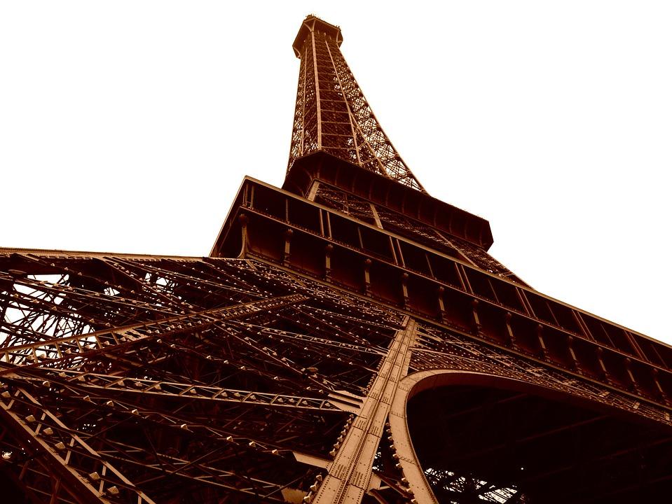 Paris, Tower, France, Architecture, City, Landmark