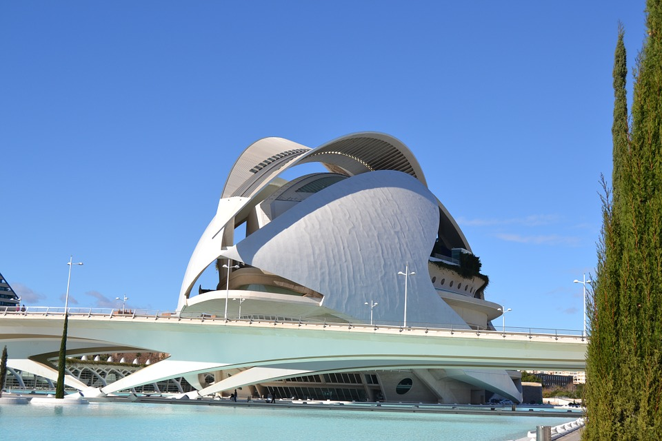 City Of Arts And Sciences, Mediterranean, Architecture