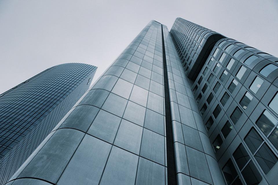 Skyscraper, Building, Architecture, City, Skyline