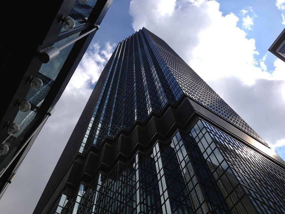 Building, City, Architecture, Skyscraper, Business