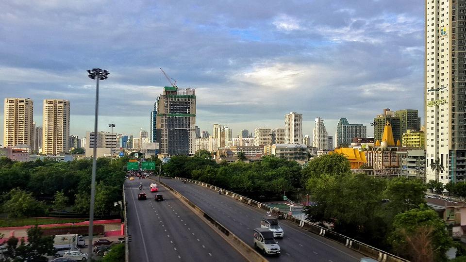 Cityscape, Architecture, Citylife, Urban, City, Town