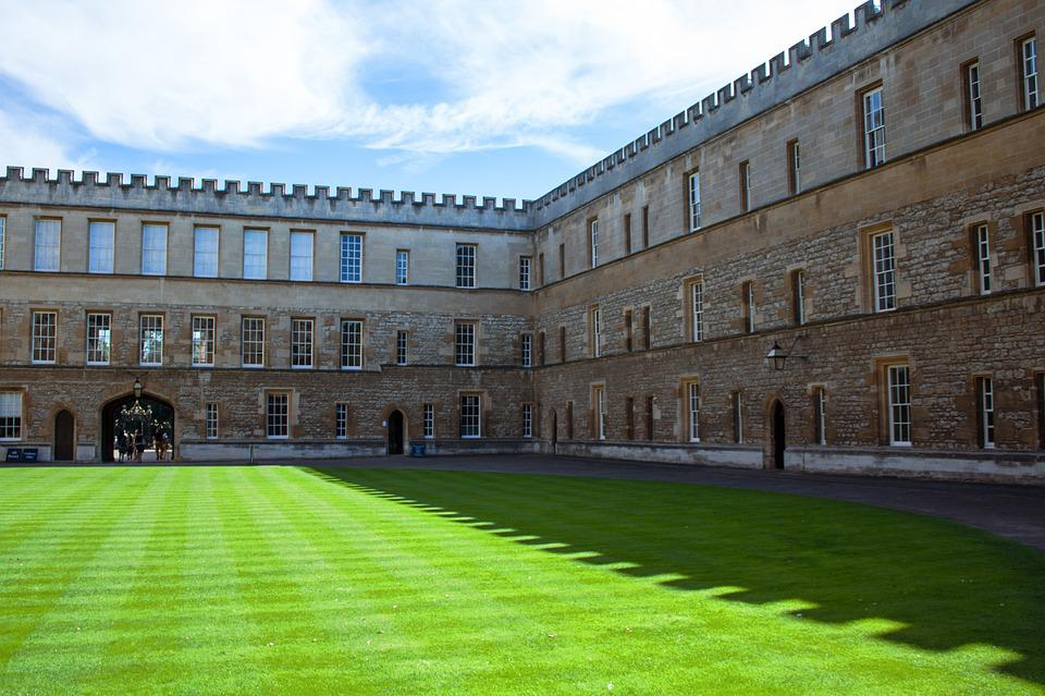 College, Oxford, Oxford College, Univer, Architecture