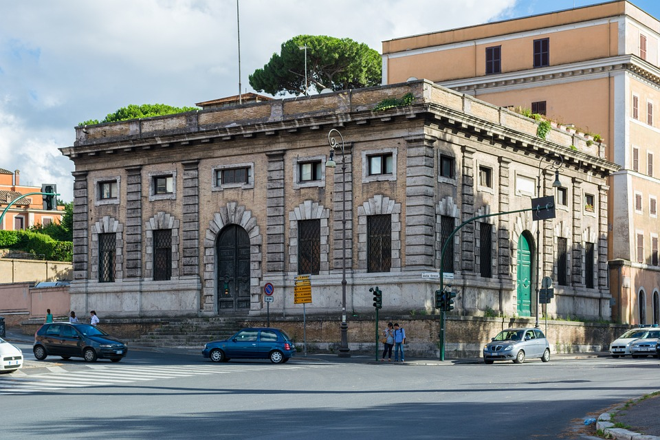 Rome, Italy, Commune, Province, Building, Architecture