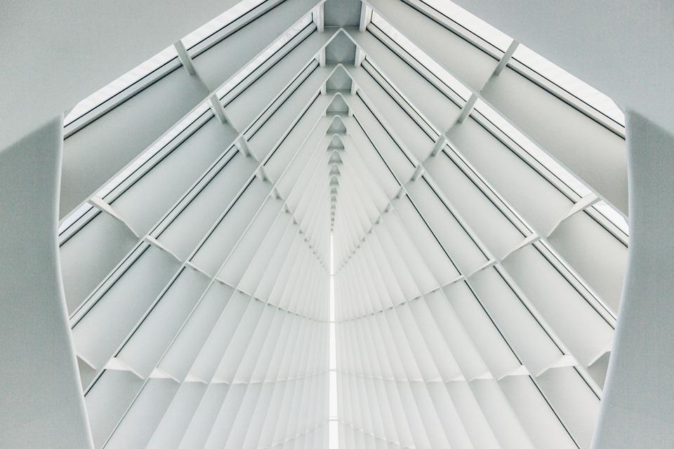 Architecture, Building, Ceiling, Contemporary, Design
