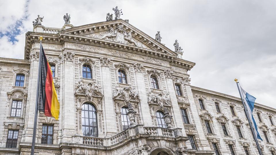 Munich, Architecture, Court Of Justice