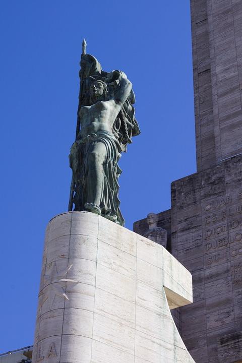 Monument, Argentina, Architecture, Buildings, Culture