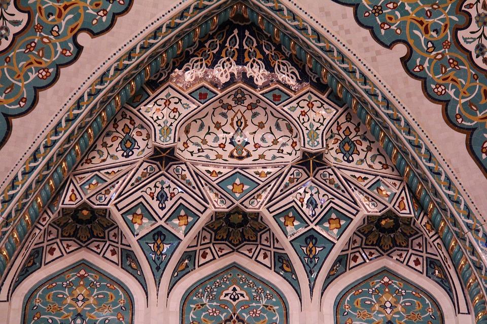 Pattern, Decoration, Art, Architecture, Culture, Mosaic