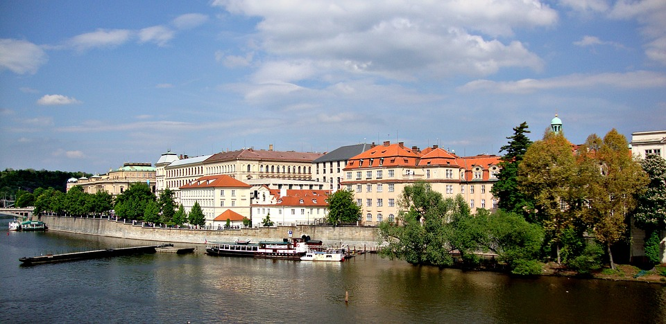 Prague, Czech Republic, Panorama, Tourism, Architecture