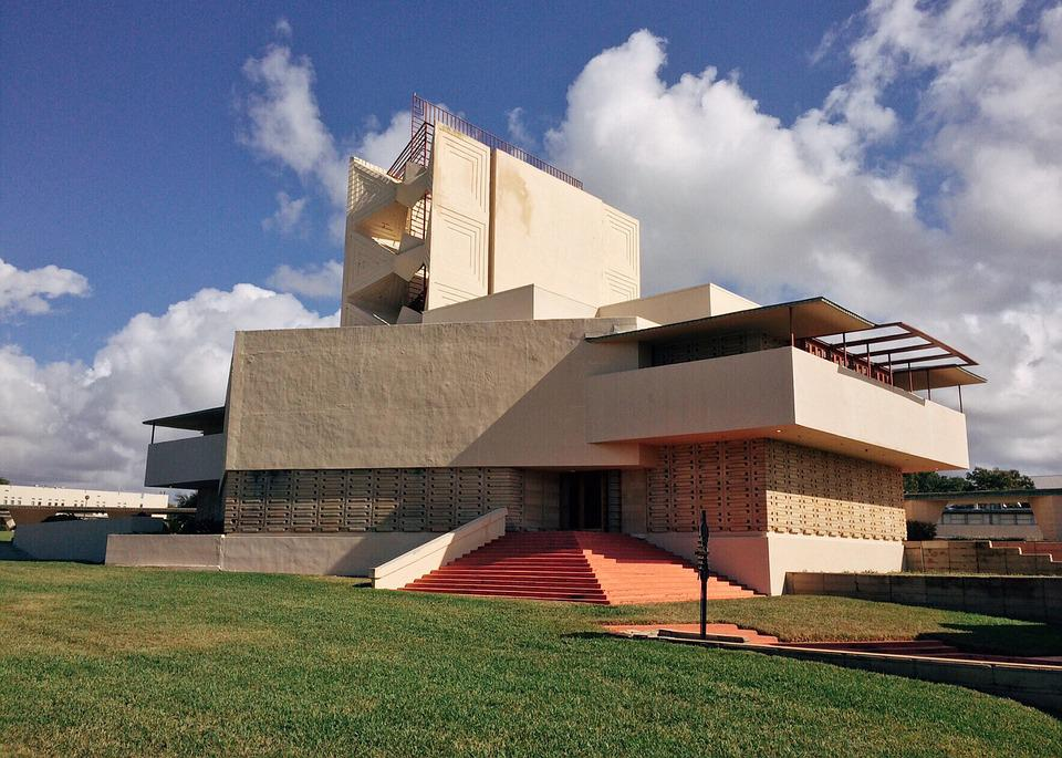 Building, Design, Frank Lloyd Wright, Architecture