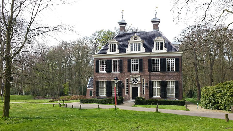 Doornbos-estate, Holland, Guesthouse, Architecture