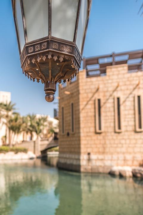 Dubai, Madinat, Jumeirah, Architecture, Travel, Souk