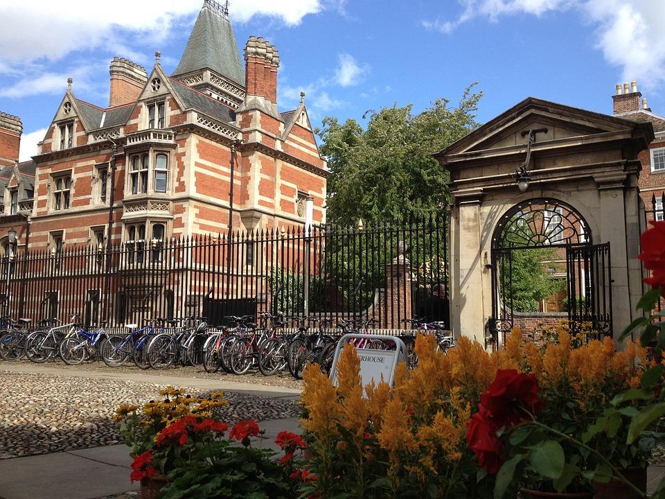 Cambridge, England, Architecture