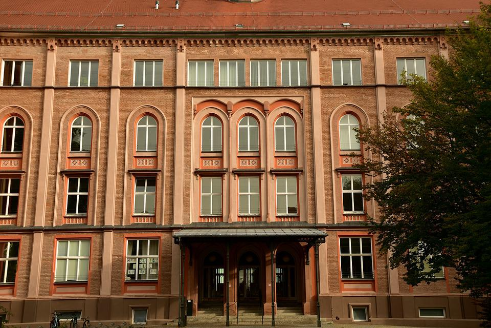 Facade, Brick, Old, Historically, Window, Architecture