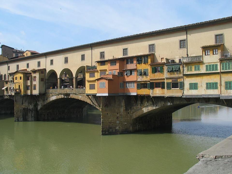 Ponte Vecchio, Florence, Italy, Architecture, Famous