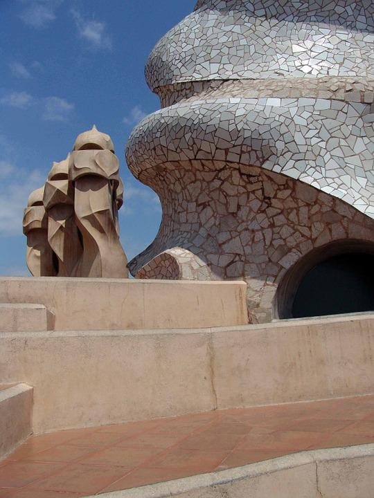Art, Architecture, Fun, Abstract Art, Barcelona