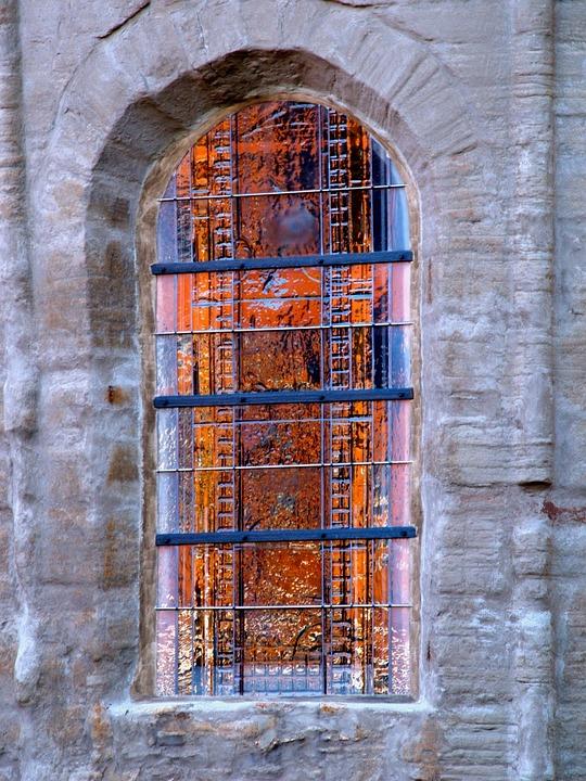 Window, Glass, Architecture, Glass Blocks, Historically