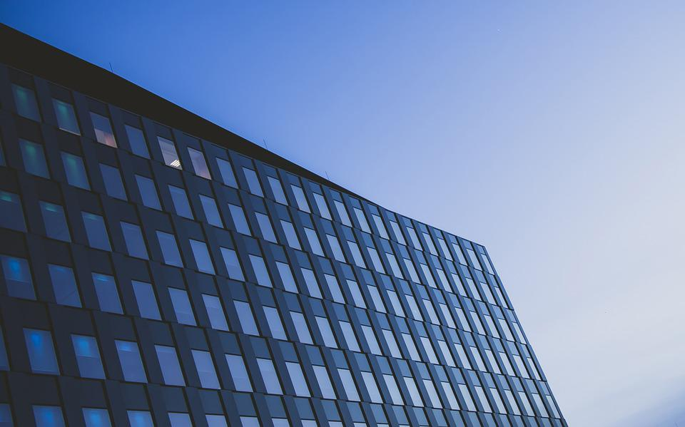 Glass, Building, City, Modern, Office, Architecture