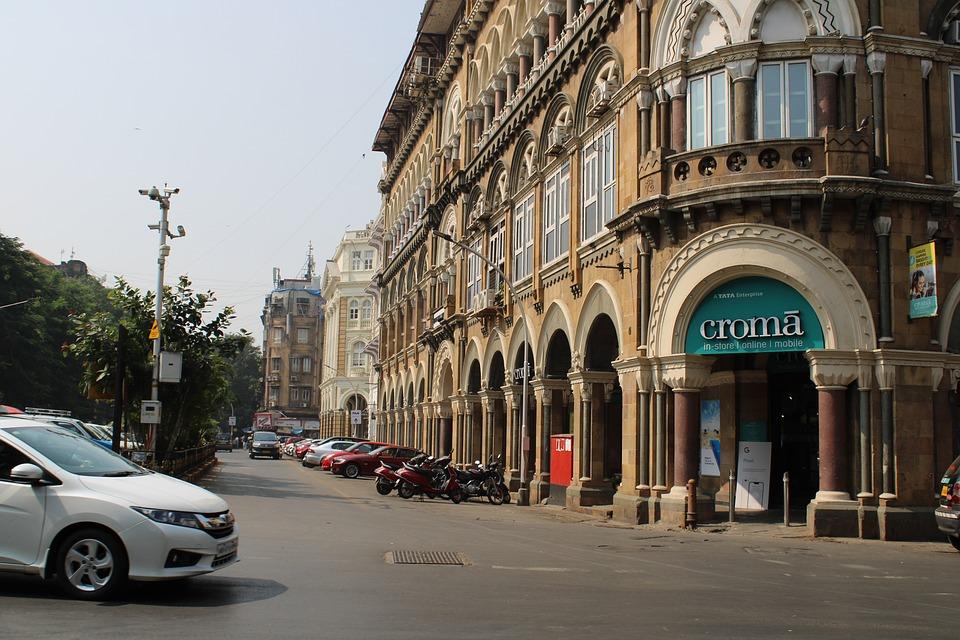 Mumbai, Architecture, Historical, City, Historic